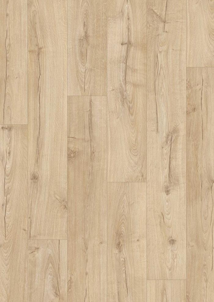 8mm quick step impressive classic oak beige laminate flooring - Laminat beige ...