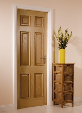 Oak Hardwood Doors Internal Doors Magnet Trade
